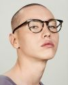 Floyd rund Acetat glasses in Tiger Wood by Ace & Tate