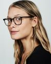 Nelson rectangle bio acetate glasses in Botanical Haze by Ace & Tate