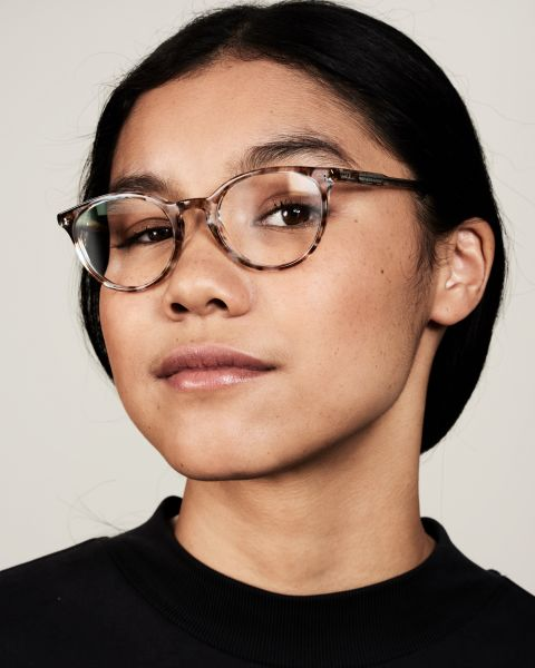 Max round acetate glasses in Electric Lady by Ace & Tate