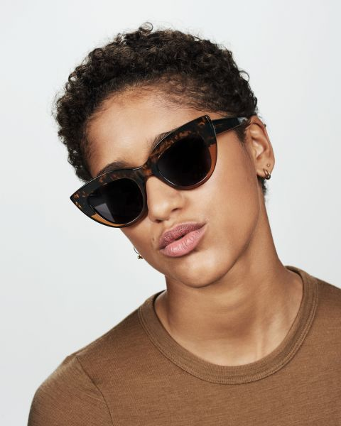 Capri other acetate glasses in Butterscotch by Ace & Tate