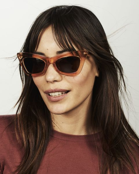 Mia other acetate glasses in Marmalade by Ace & Tate