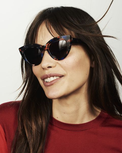 Capri other acetate glasses in Into The Groove by Ace & Tate