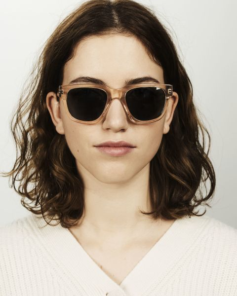 Harry round acetate glasses in Fizz by Ace & Tate