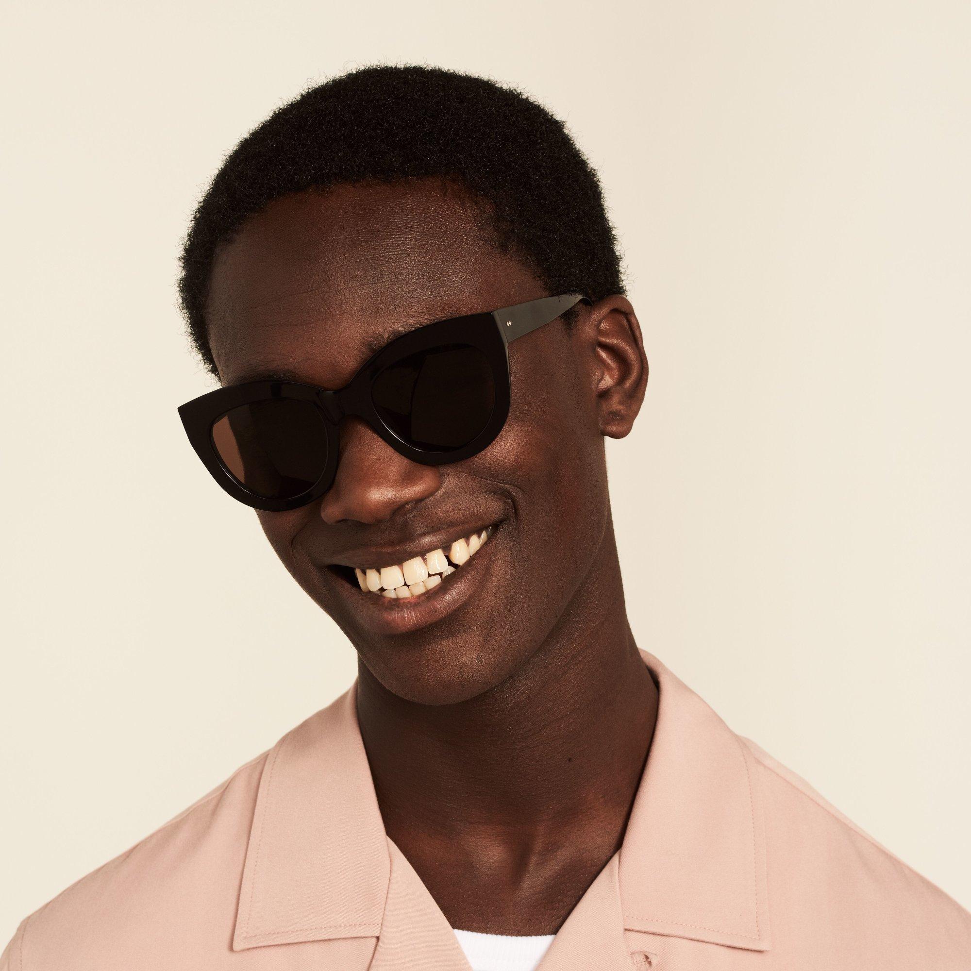 Ace & Tate Sunglasses |  Acetat in Schwarz