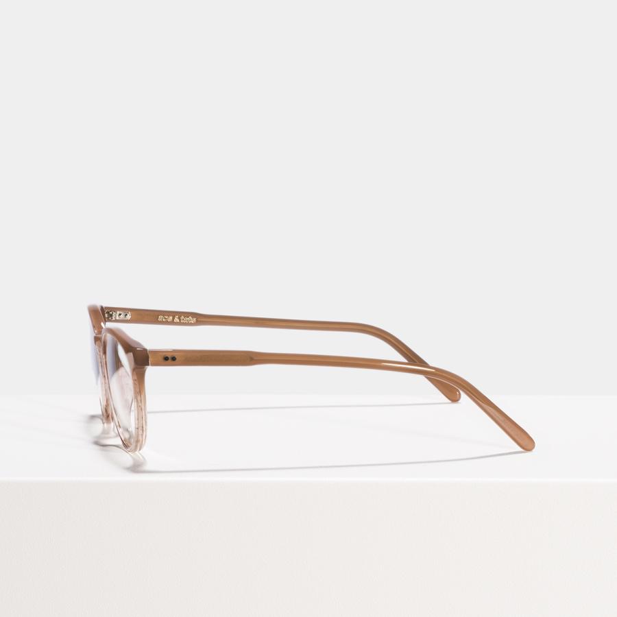 Ace & Tate Glasses |  acetate in Beige, Pink