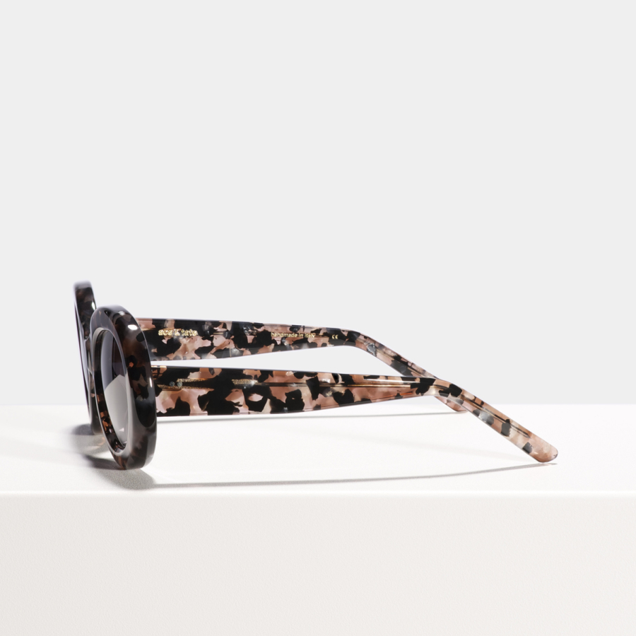 Ace & Tate Sunglasses |  acetate in Brown, Pink