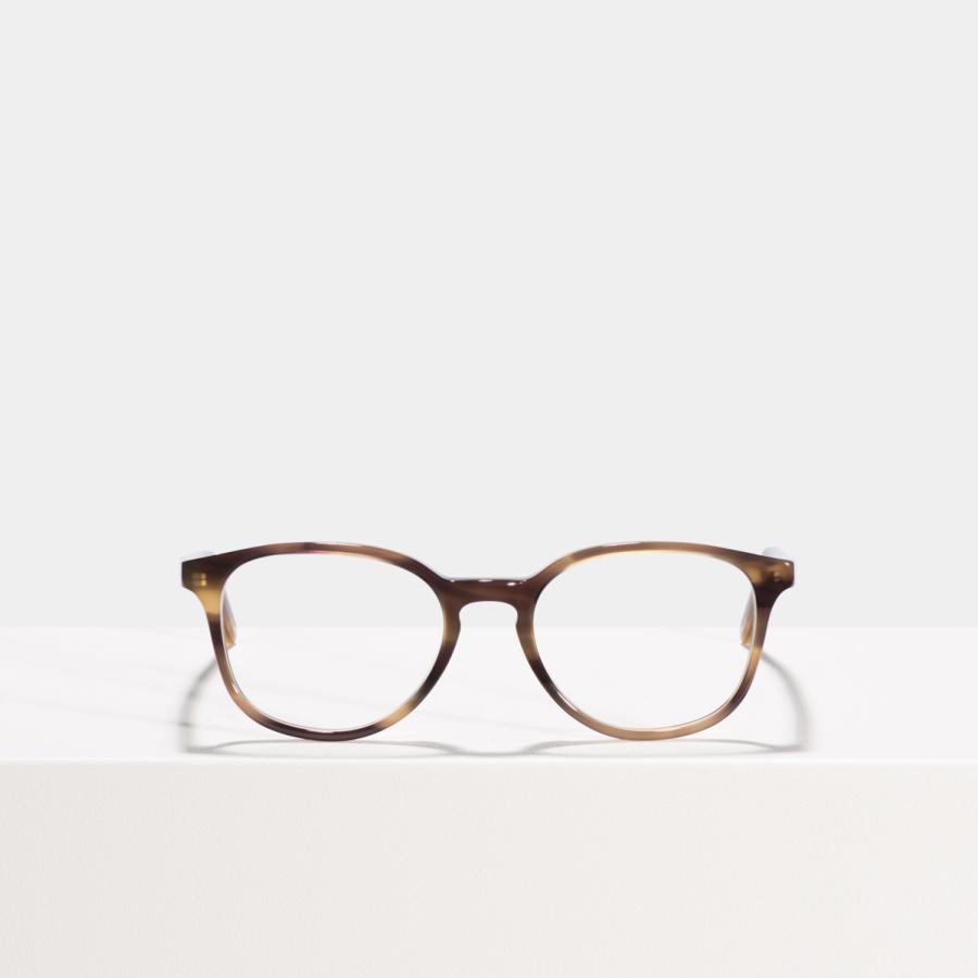Ace & Tate Glasses |  acetate in Beige, Brown