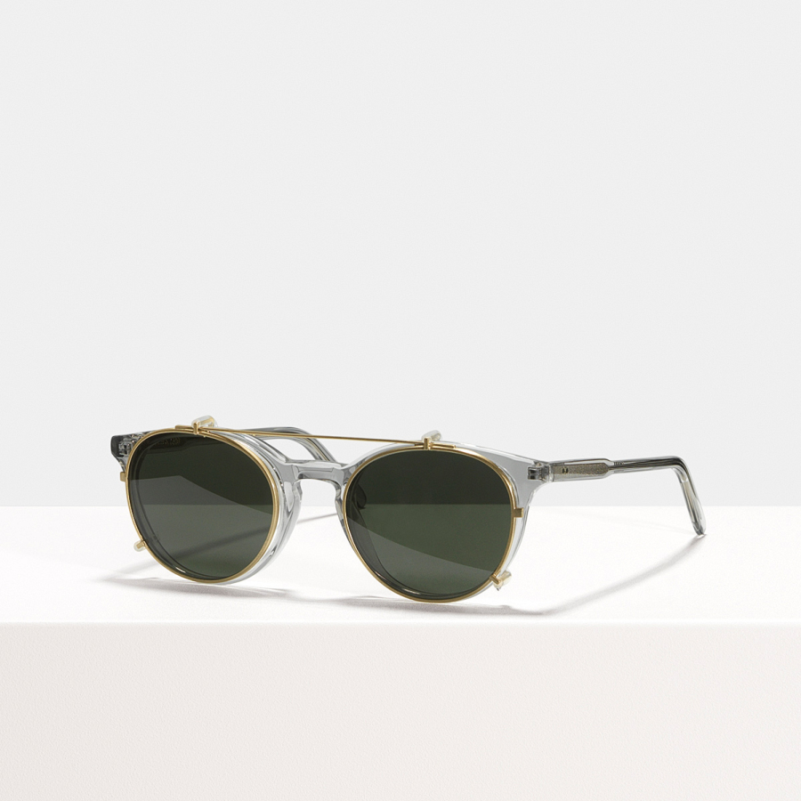 Ace & Tate Clip-on sunglasses