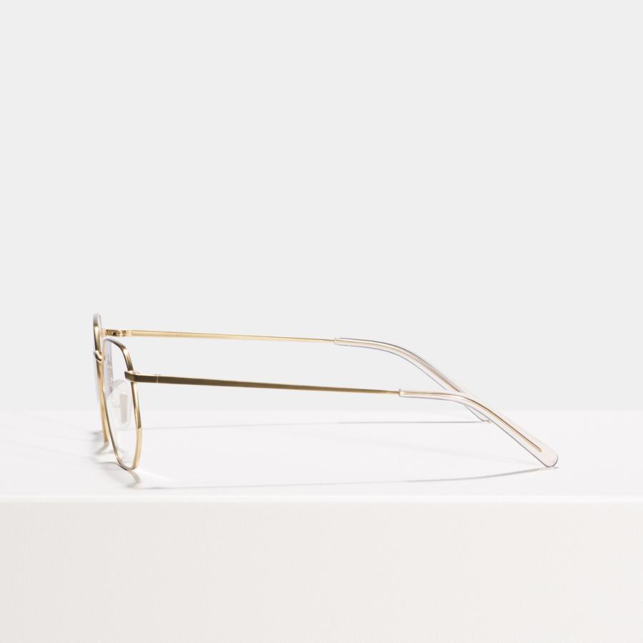 Ace & Tate Glasses |  titanium in Gold