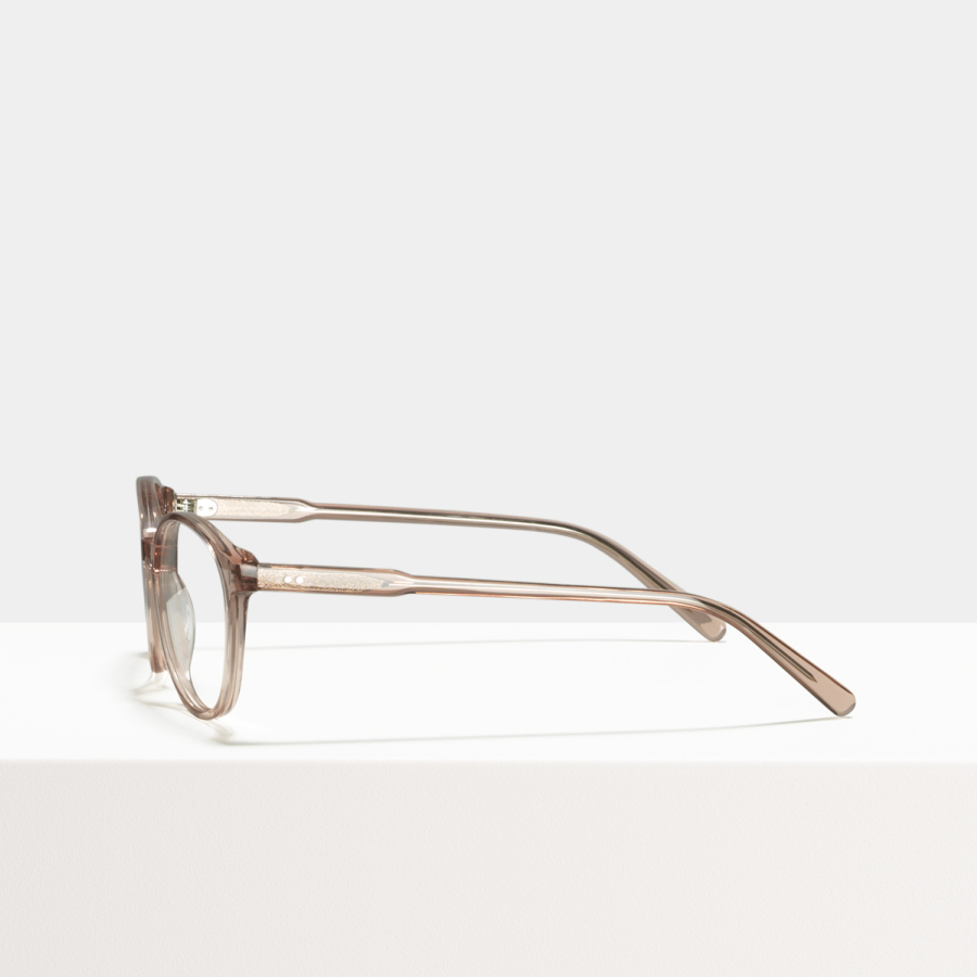 Ace & Tate Glasses |  acetate in Pink