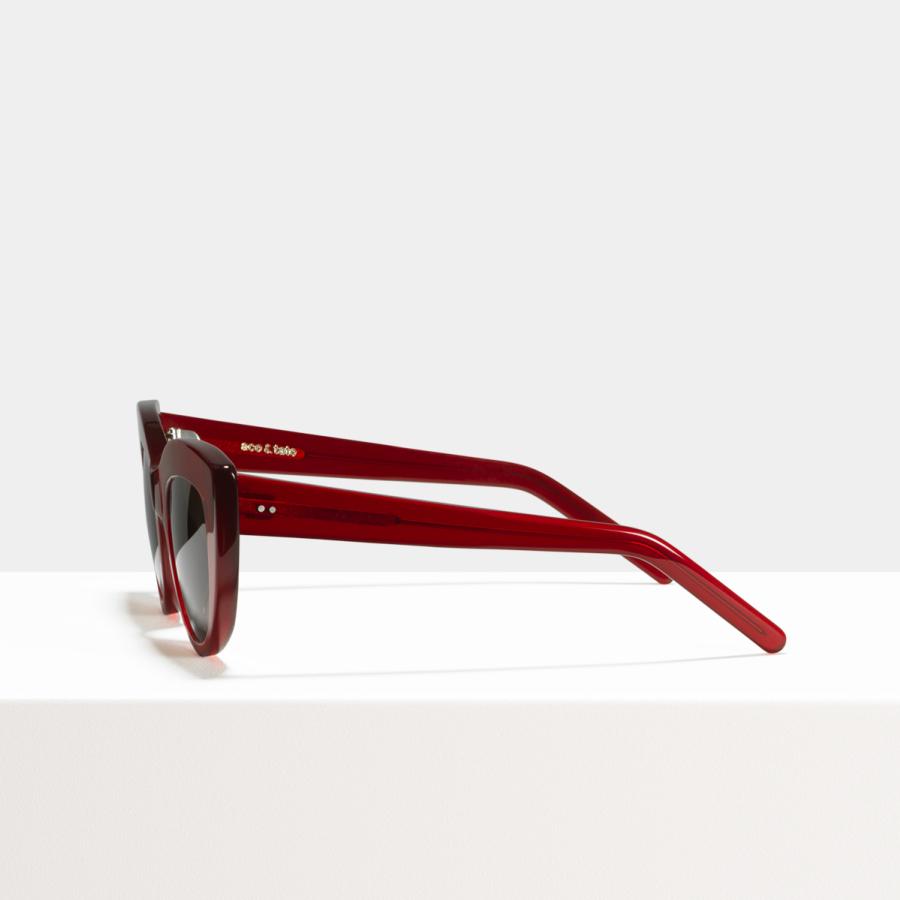 Ace & Tate Sunglasses |  acetate in Red