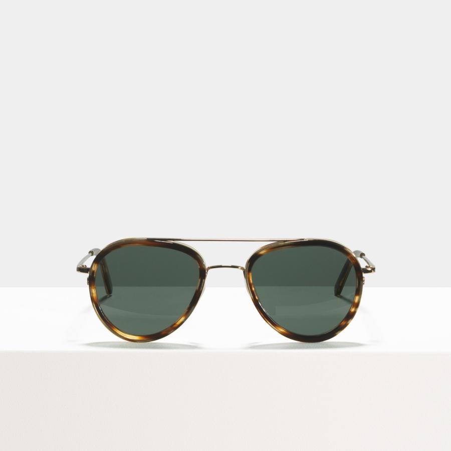 Ace & Tate Sunglasses |  combi in Brown, Orange