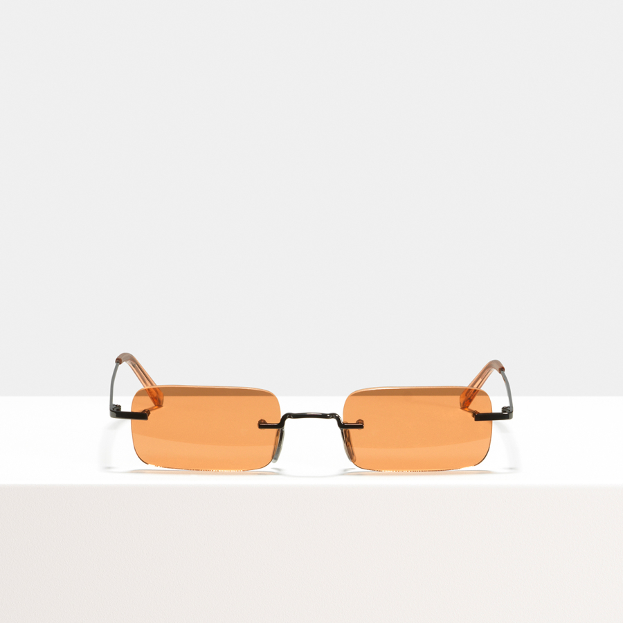 Ace & Tate Sunglasses | rectangle titanium in