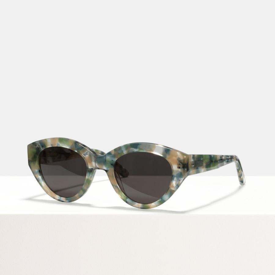 Ace & Tate Sunglasses |  acetate in Beige, Blue, Green, Grey, multicolor