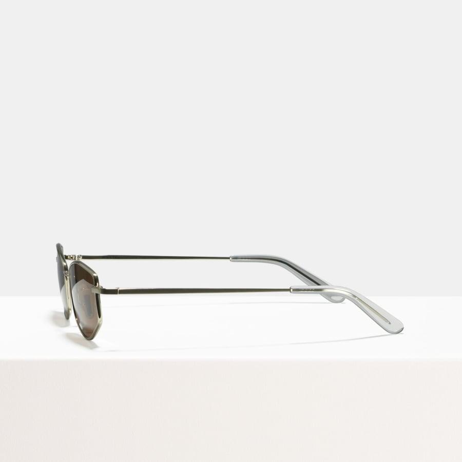 Ace & Tate Sunglasses |  acetate in Silver