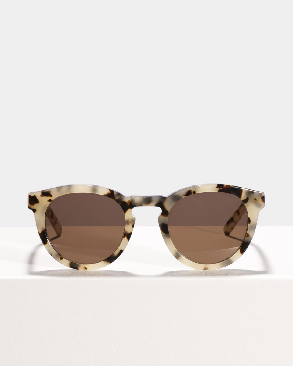 Byron square acetate glasses in Space Oddity by Ace & Tate