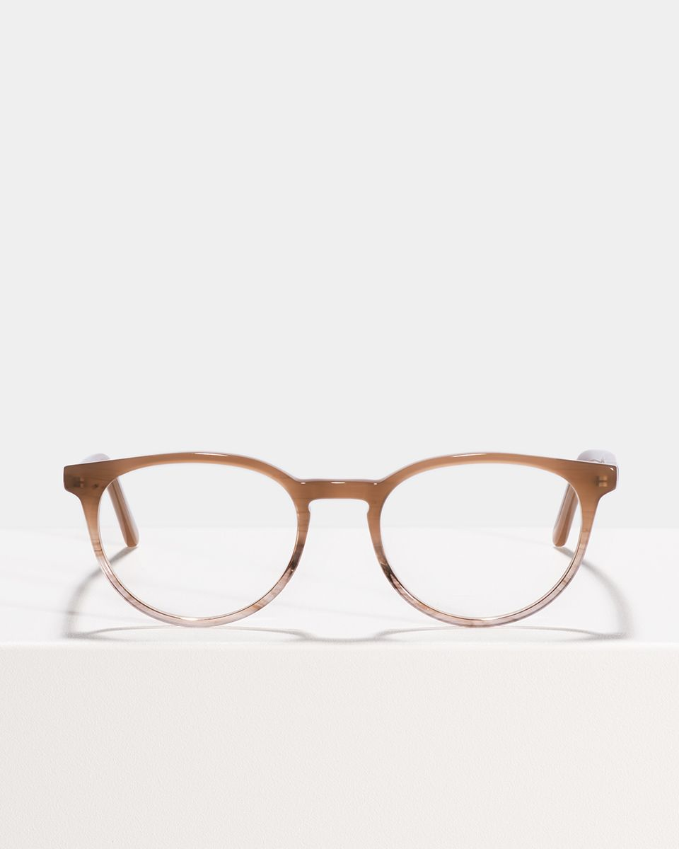 Damien acetate glasses in Misty Mauve by Ace & Tate