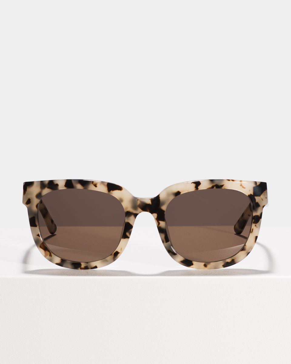 Kat square acetate glasses in Space Oddity by Ace & Tate