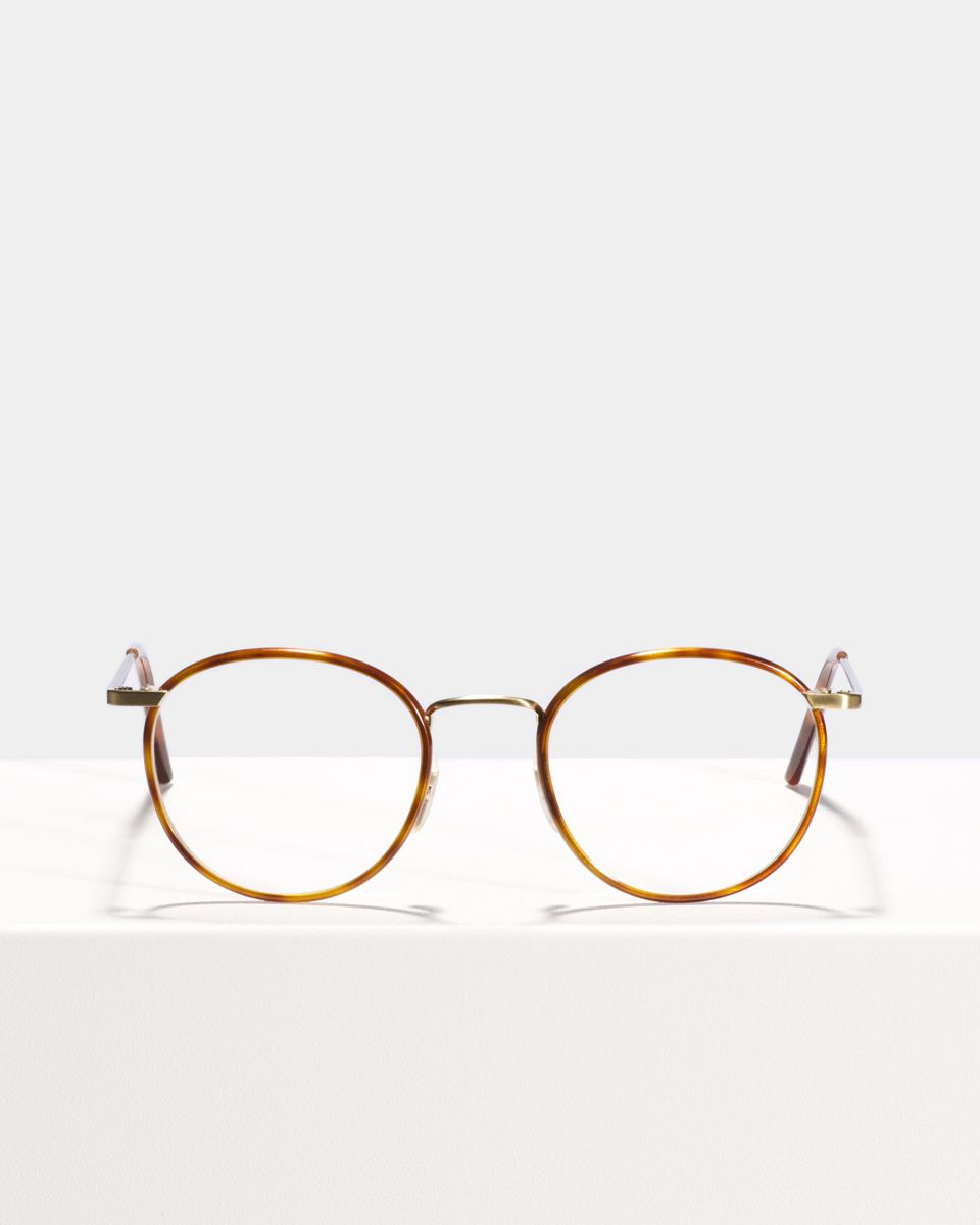 Neil rond combi glasses in Desert Spice by Ace & Tate