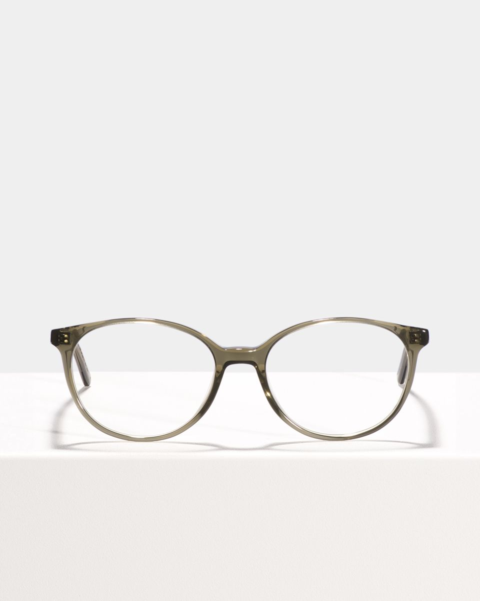 Nina acetate glasses in Fern by Ace & Tate