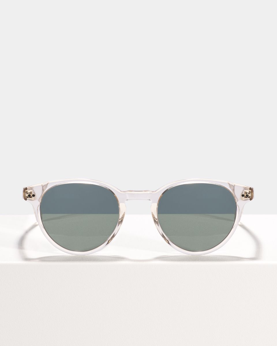 Pierce Large round acetate glasses in Fizz by Ace & Tate