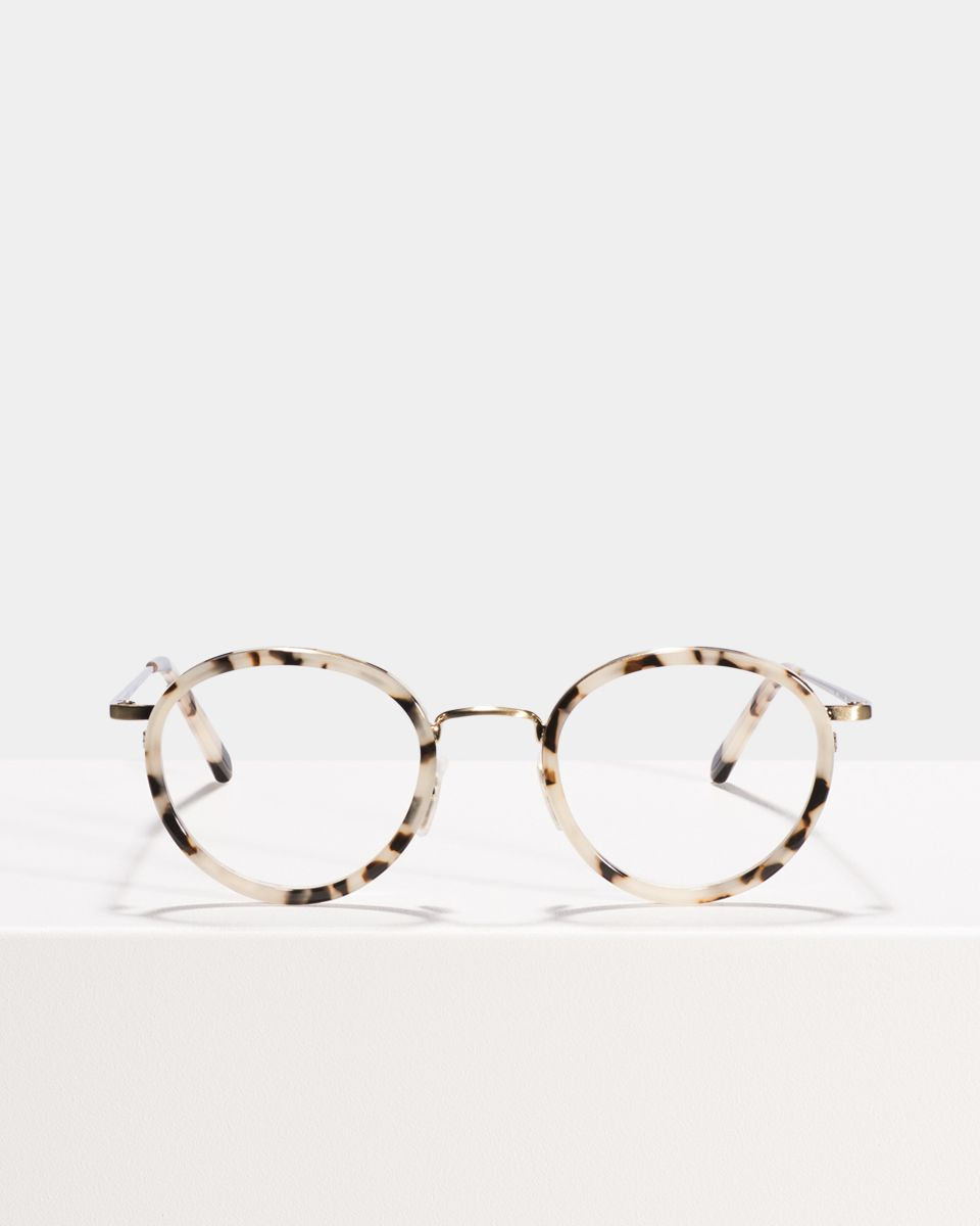 Tyler round metal,combi glasses in Space Oddity by Ace & Tate