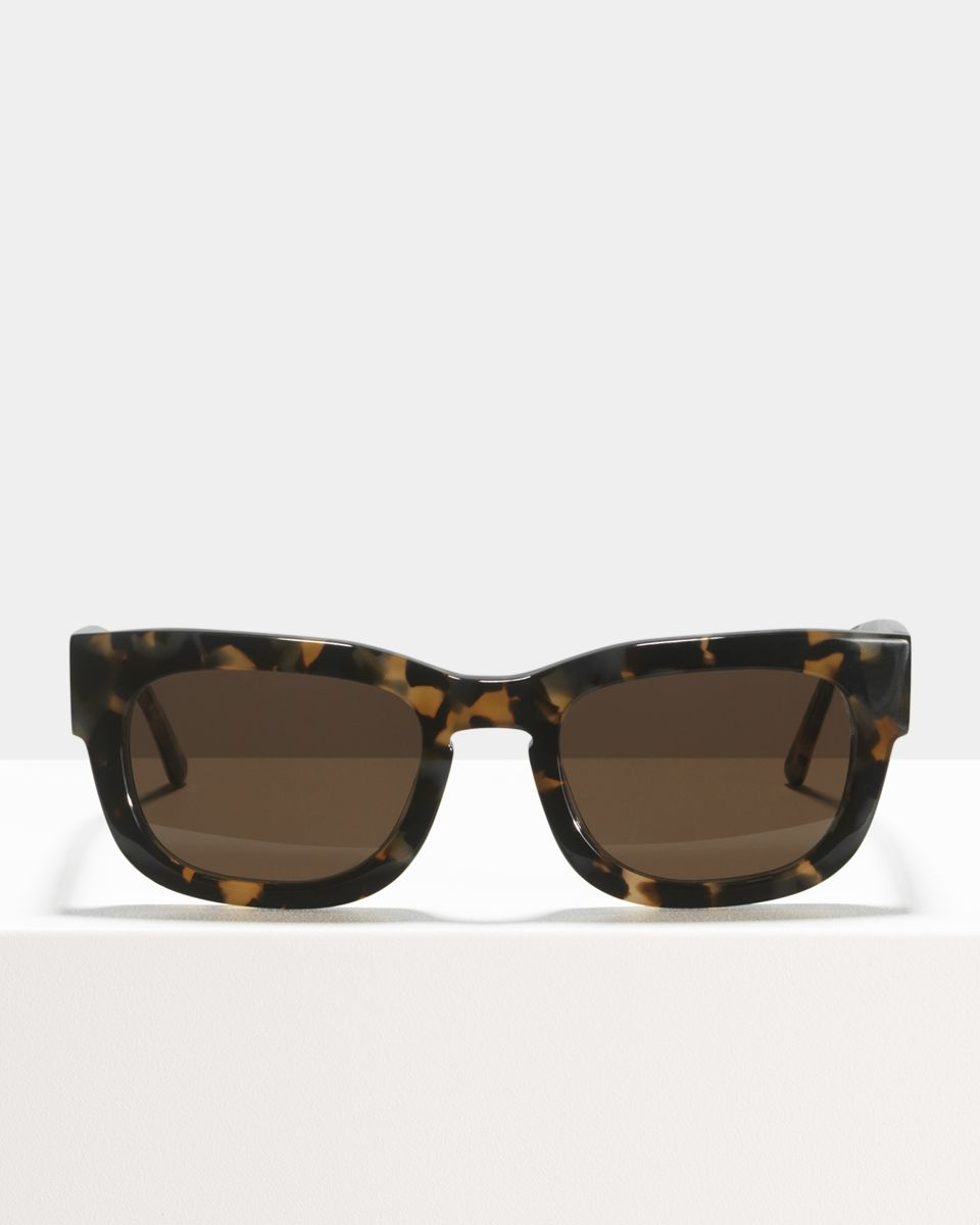 Pete rectangle acetate glasses in Spaceman by Ace & Tate