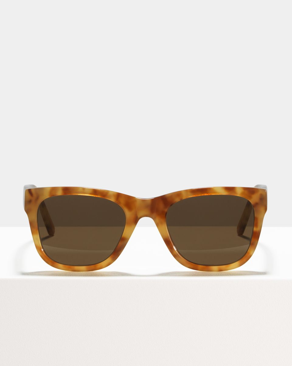 Clay rectangle acetate glasses in Santa Fe by Ace & Tate