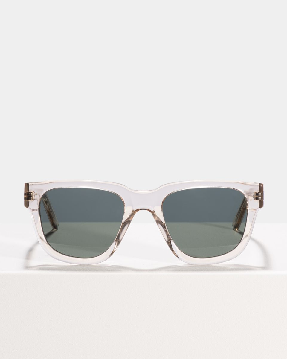 Harry rondes acétate glasses in Fizz by Ace & Tate