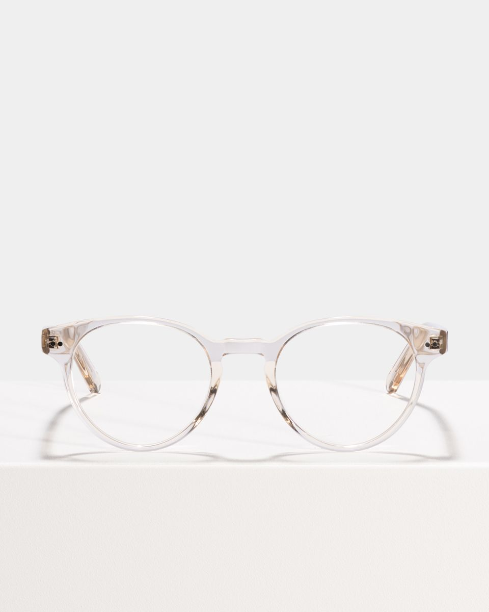 Pierce Large rund Acetat glasses in Fizz by Ace & Tate