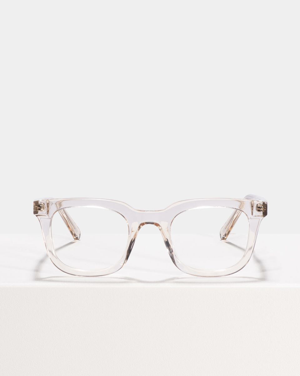 Teller Small rechteckig Acetat glasses in Fizz by Ace & Tate