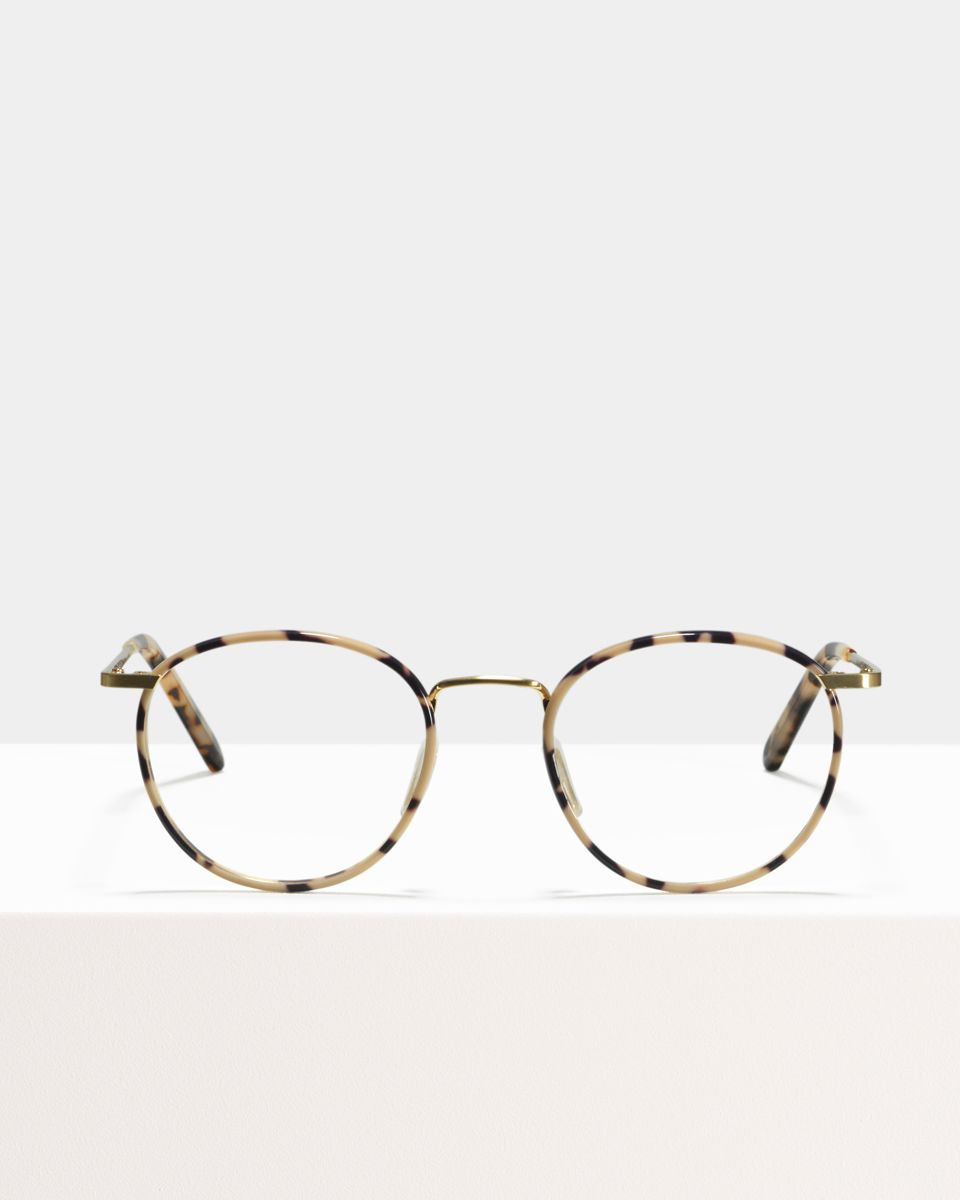 Neil round metal glasses in Space Oddity by Ace & Tate