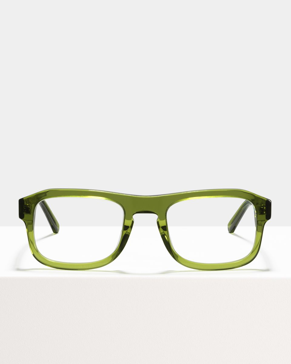 Russel acetate glasses in Pine by Ace & Tate