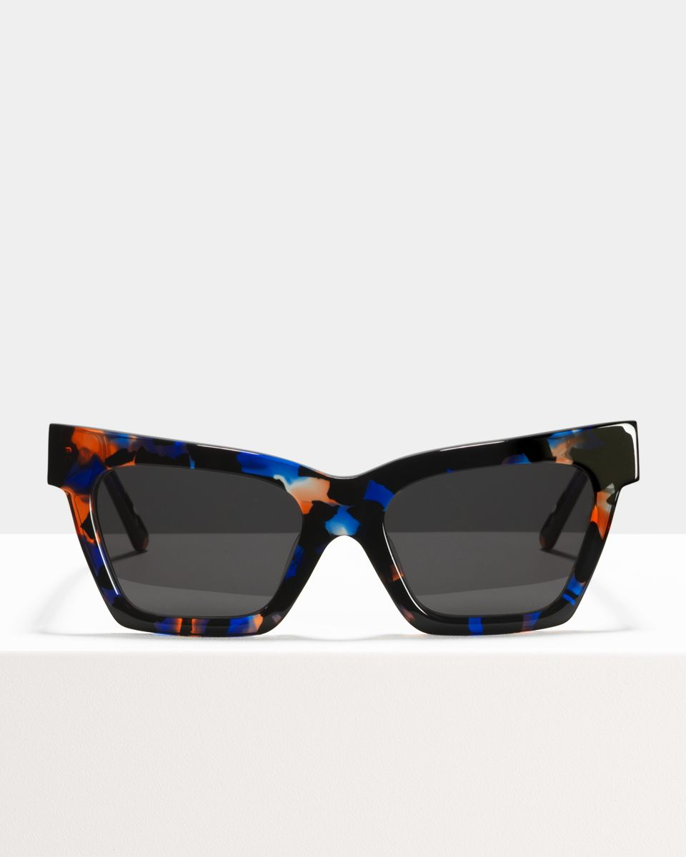 Grace rectangulaire acétate glasses in Into The Groove by Ace & Tate