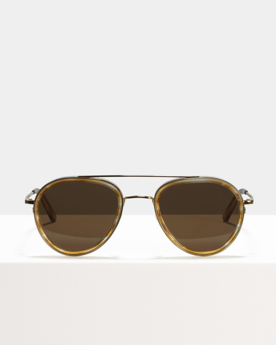 Quentin Verbund glasses in Soft Breeze by Ace & Tate