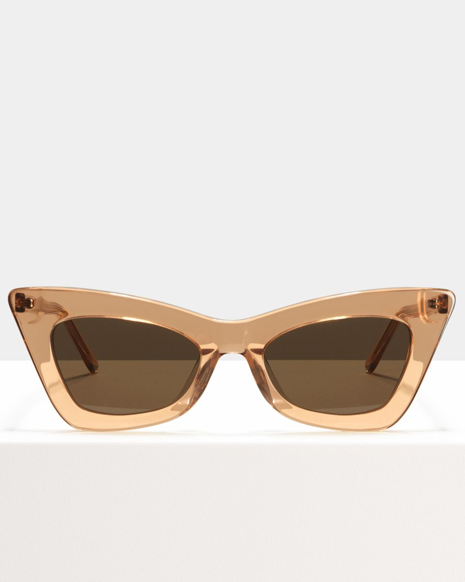 Mia acetate glasses in Marmalade by Ace & Tate