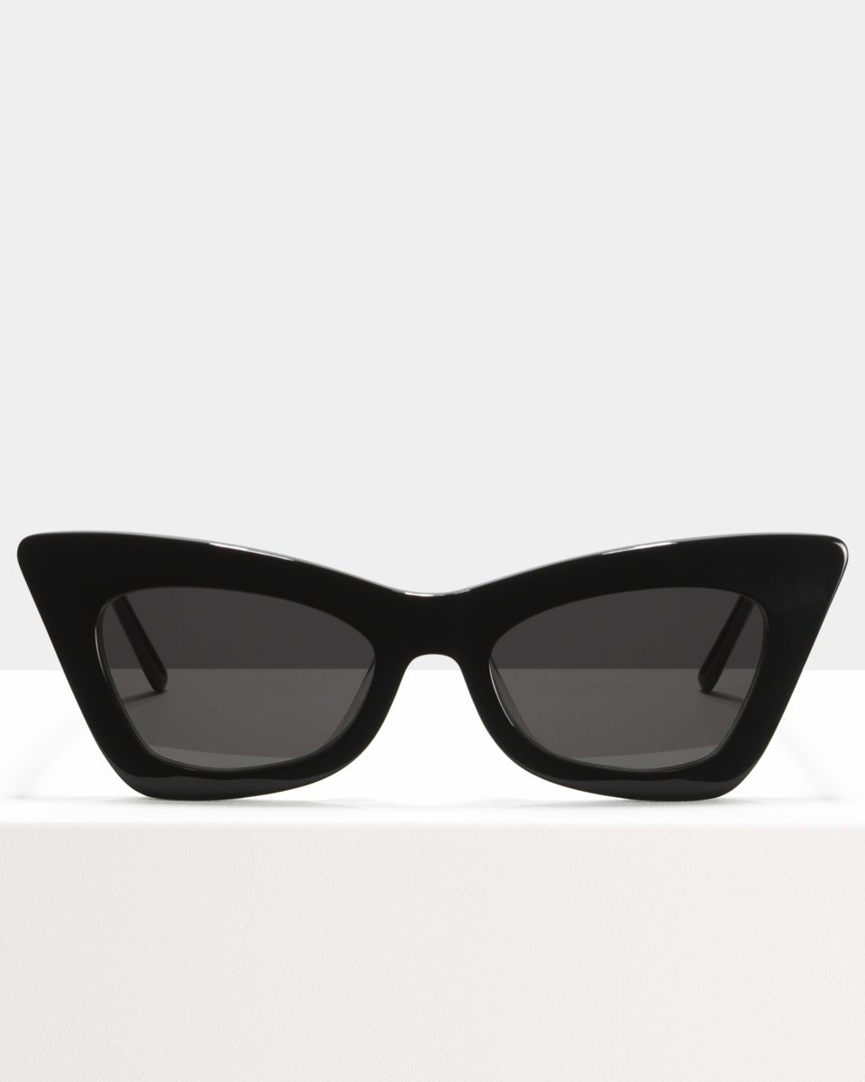 Mia other bioacetaat glasses in Bio Black by Ace & Tate
