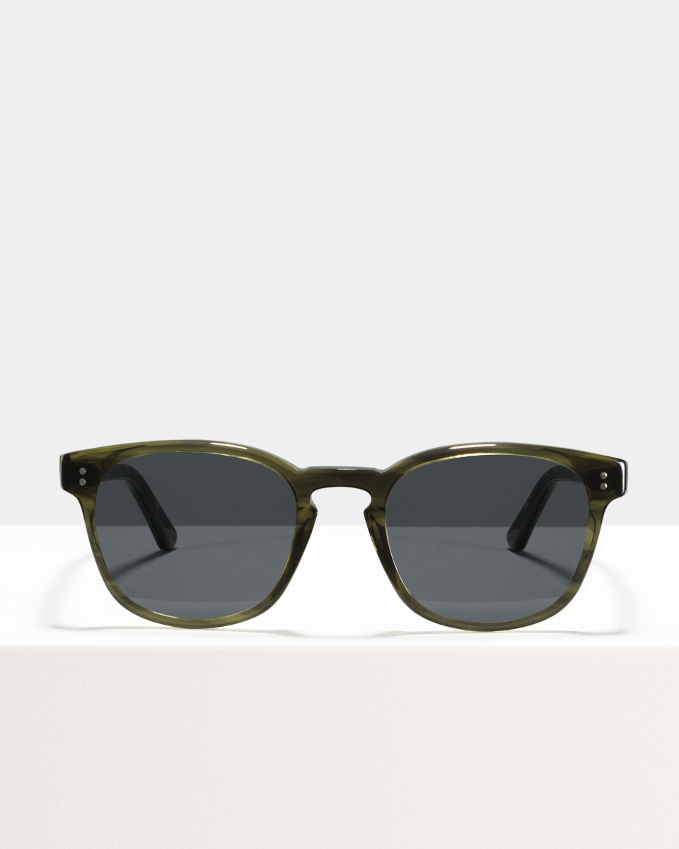 Alfred acetato glasses in Botanical Haze by Ace & Tate