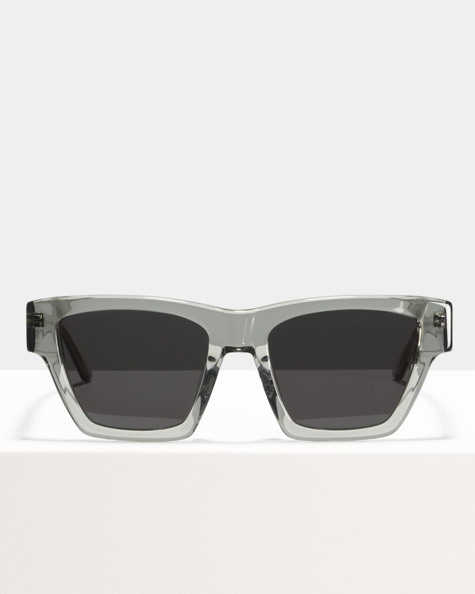 Lou other acetaat glasses in Smoke by Ace & Tate