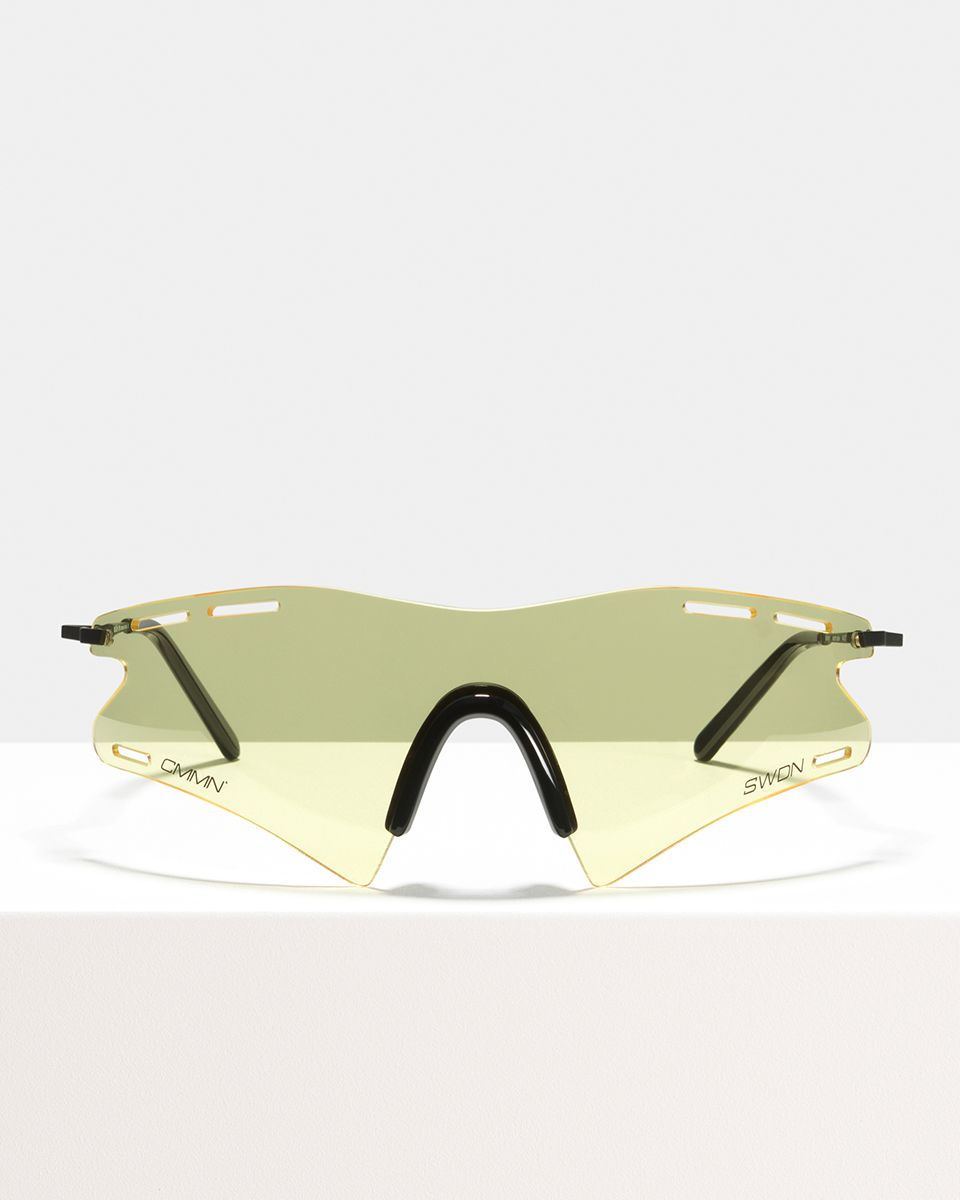 CMMN LeMond other Verbund glasses in Electric Yellow by Ace & Tate