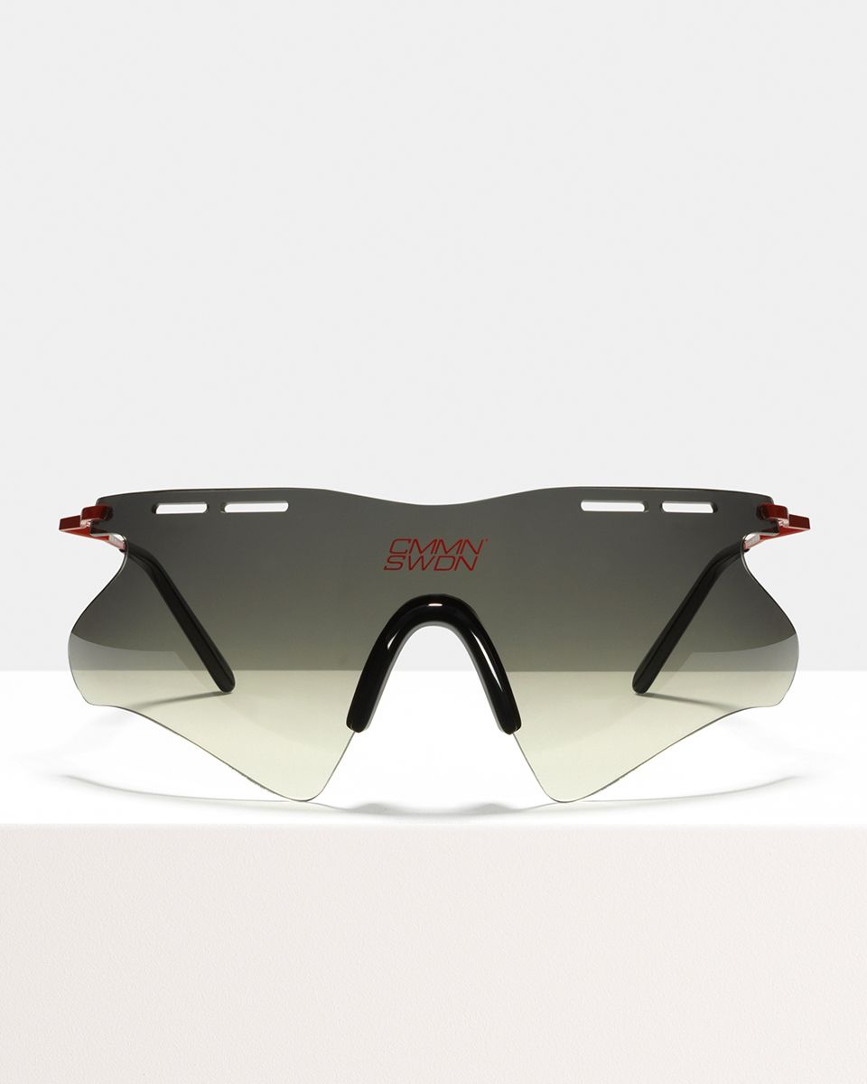 CMMN LeBoss other Verbund glasses in Fog Black by Ace & Tate