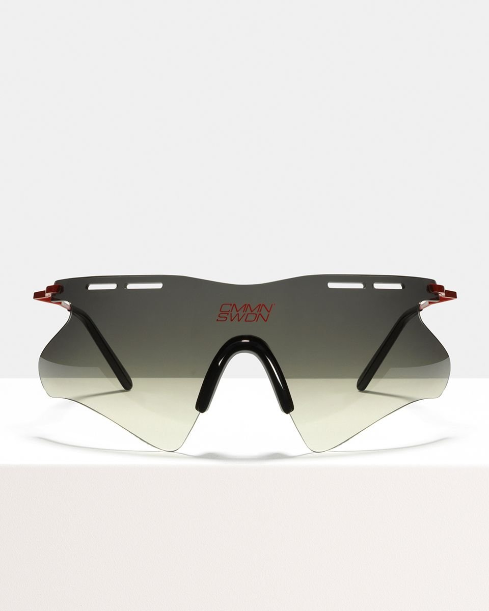 CMMN LeBoss other combi glasses in Fog Black by Ace & Tate