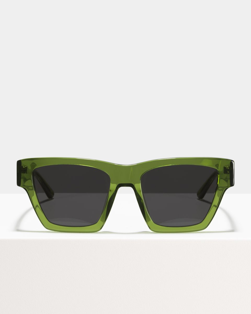 Apra acetate glasses in Appelsap. by Ace & Tate