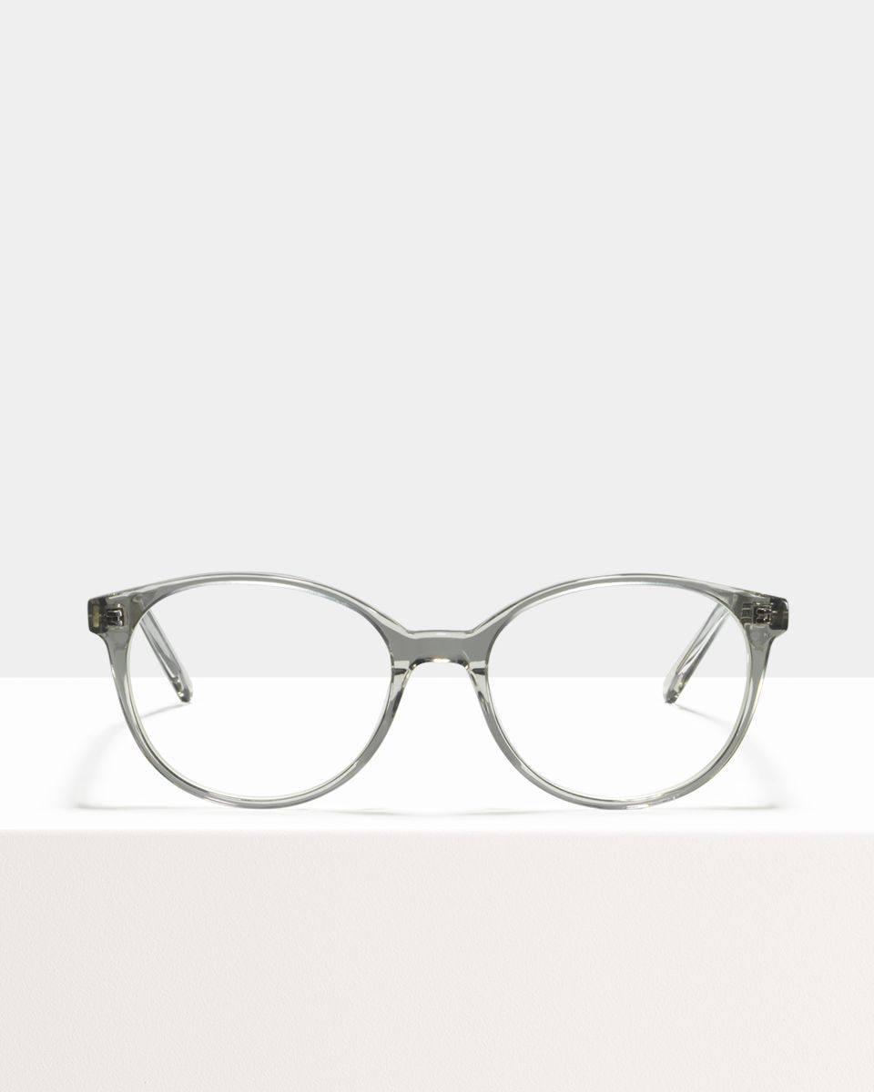 Nina acetate glasses in Smoke by Ace & Tate