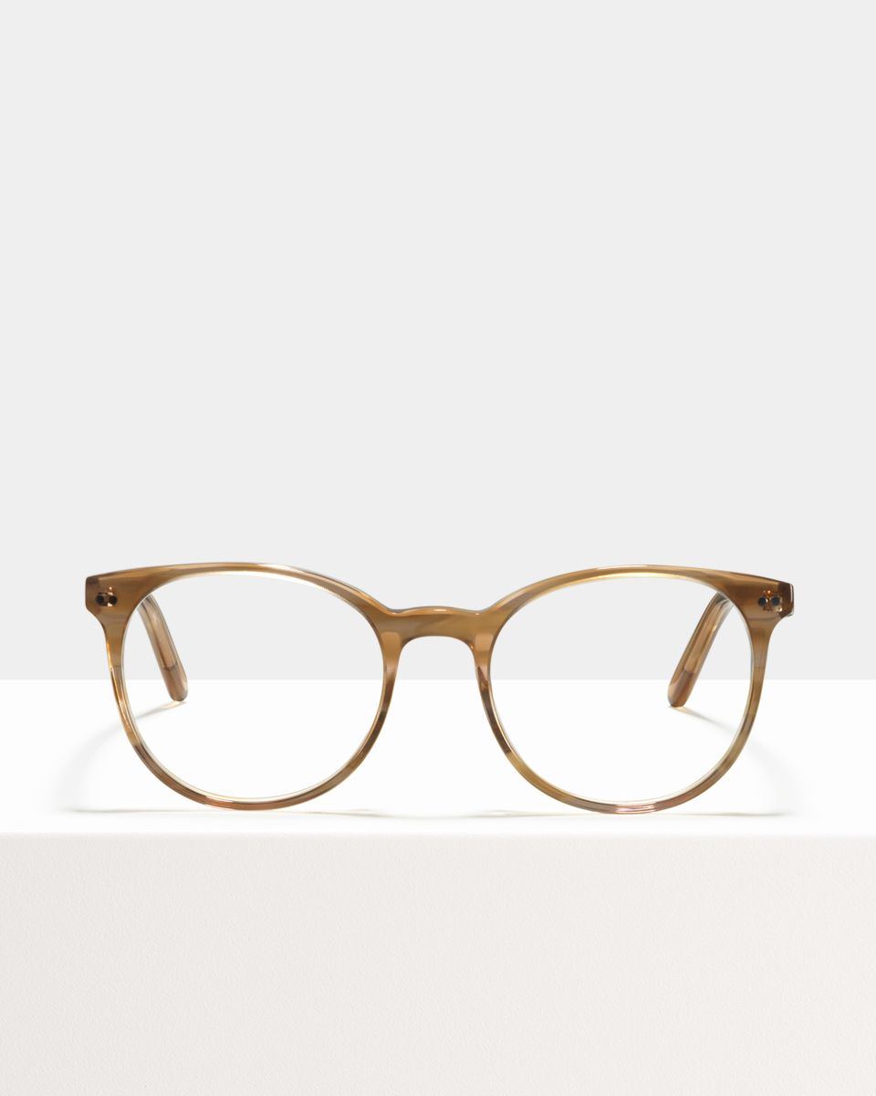 Wes acetate glasses in Sunset by Ace & Tate