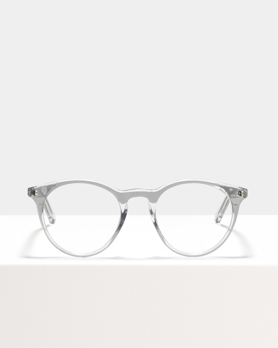 Easton acetate glasses in Crystal by Ace & Tate