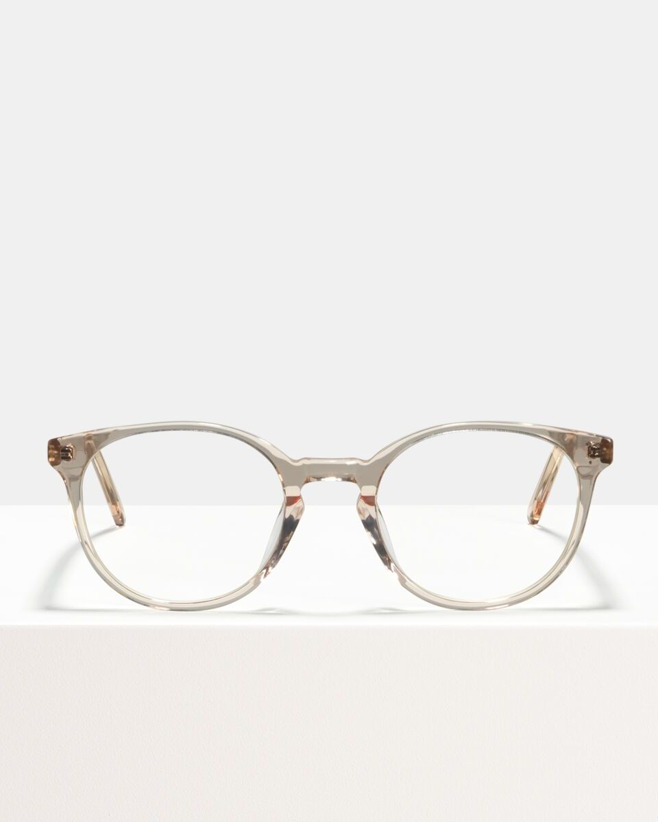Miles Large acetate glasses in Fizz by Ace & Tate