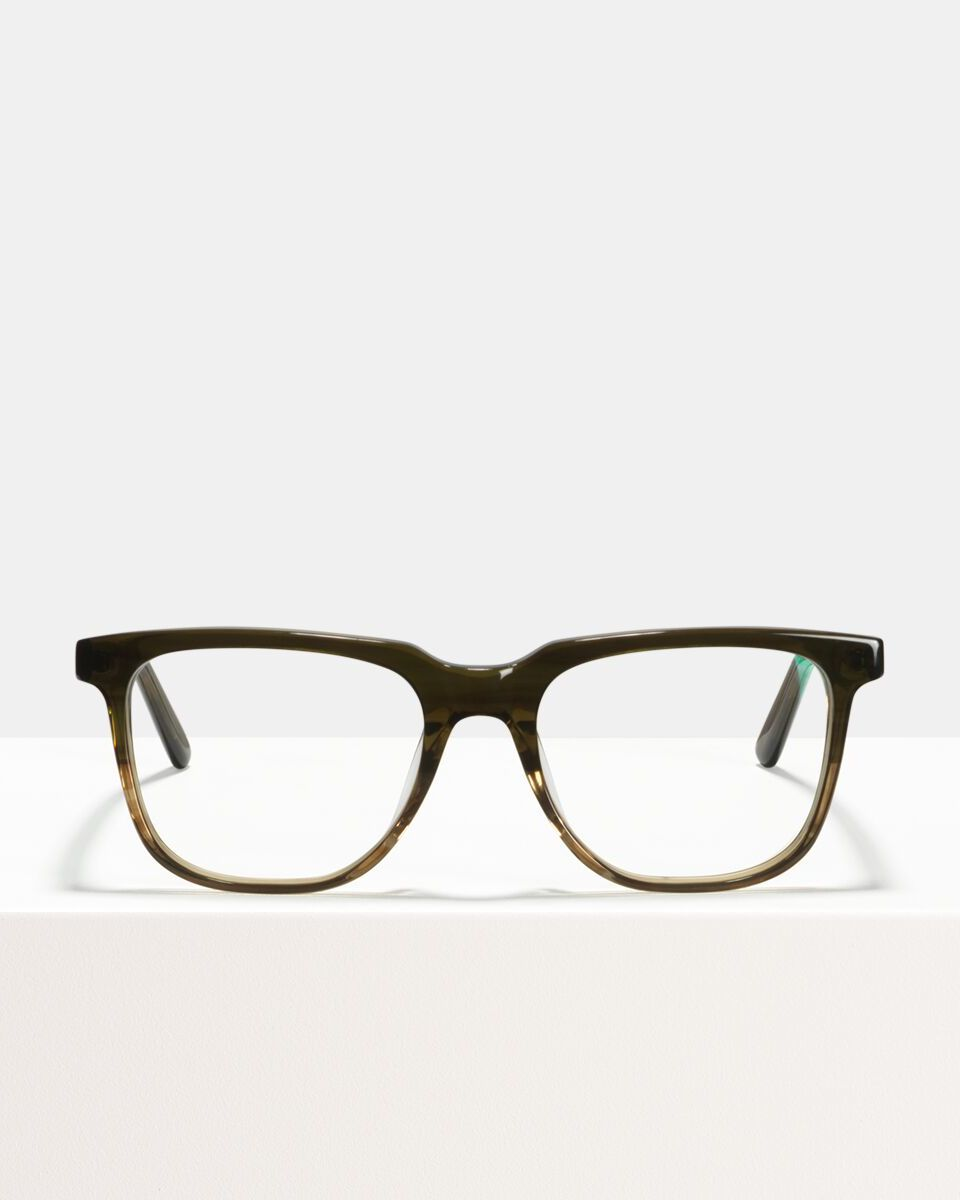 Murray acetate glasses in Olive Gradient by Ace & Tate