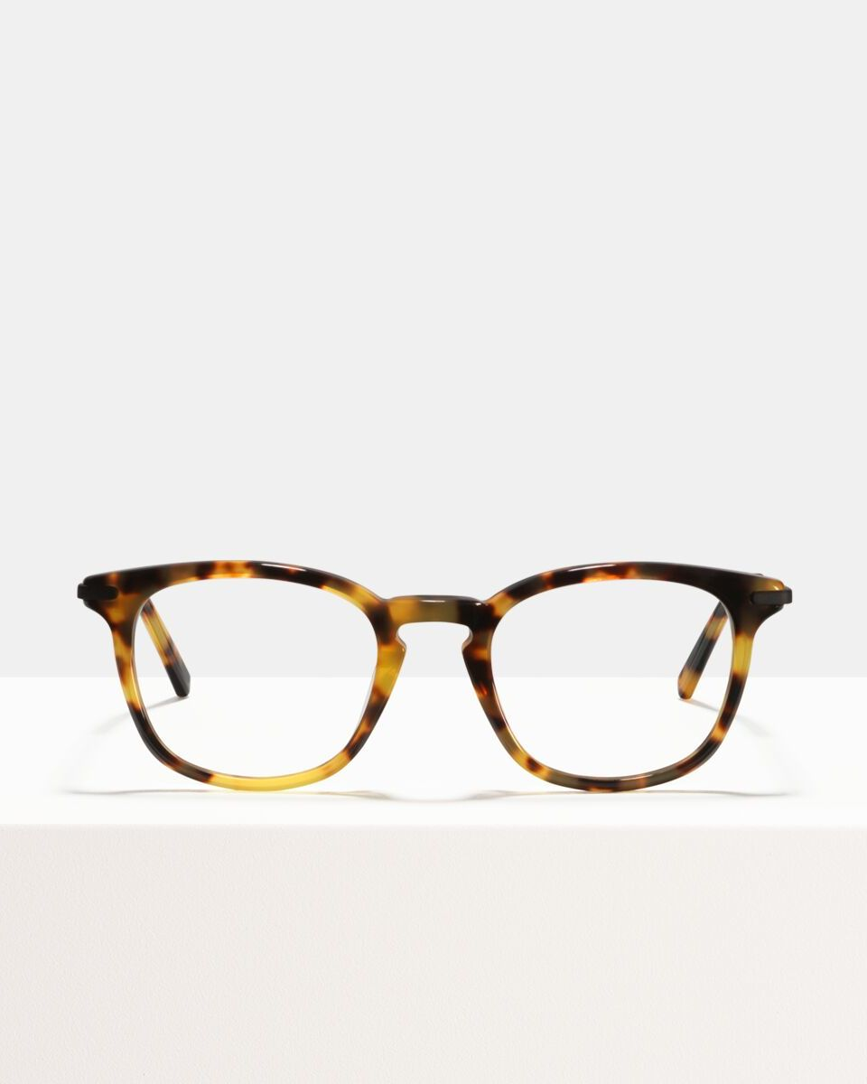 Dylan bioacetaat glasses in Bananas by Ace & Tate