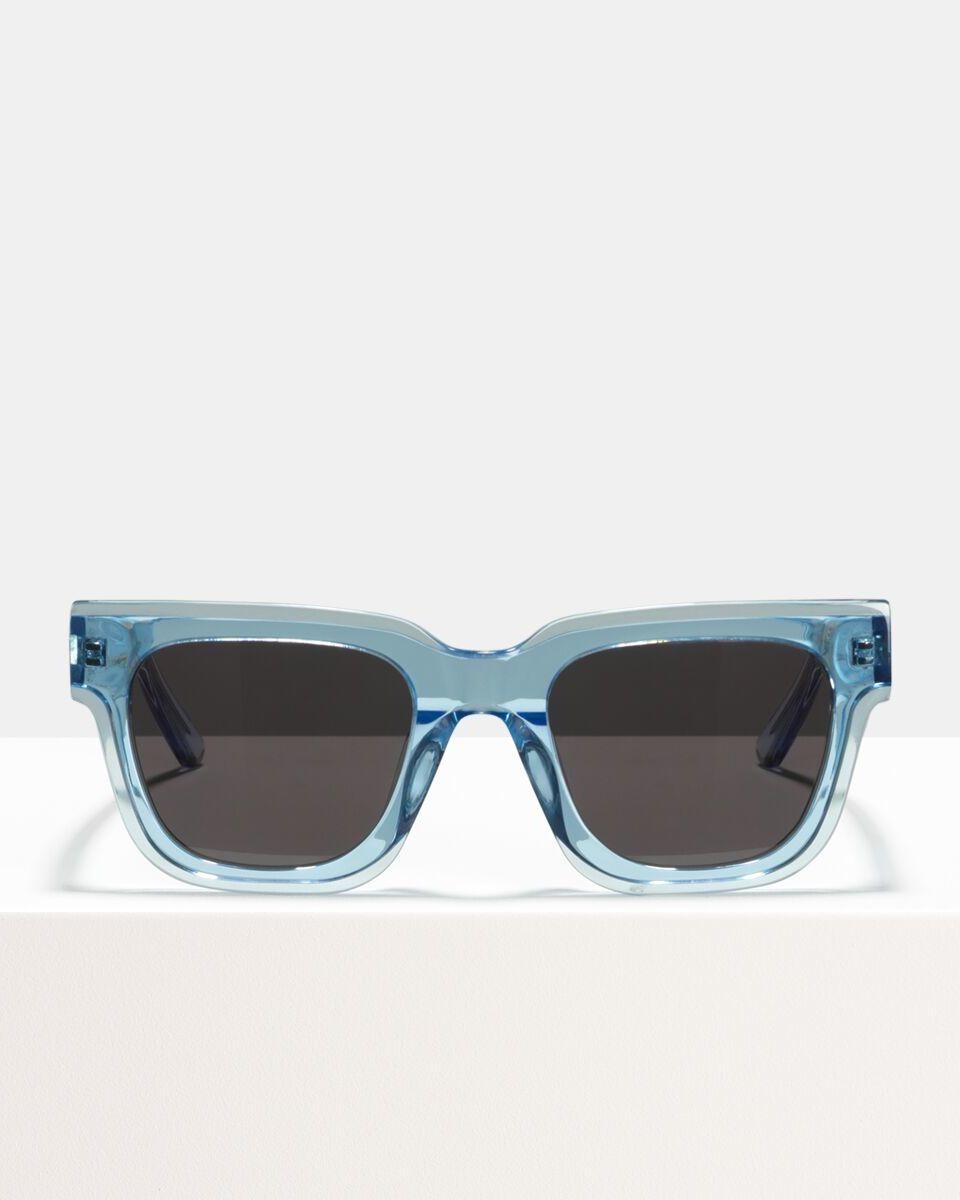 Allen bio acetate glasses in Sky Blue by Ace & Tate